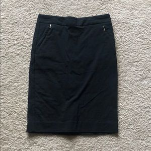 Black pencil skirt only worn once